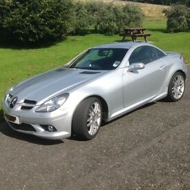 Mercedes SLK 280 - 7G Tronic Sports Edition - ONLY 16500 miles!!!!!!!!!!!!!!!!!!!!!!!