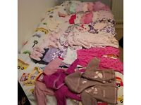 Girls clothing 0-3 years including Next Debenhams M&S