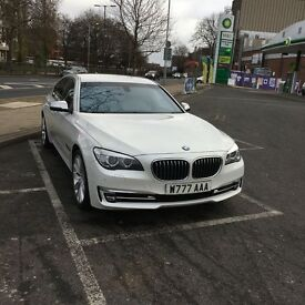 BMW 7 SERIES 3.0 740Li SE 4dr (start/stop)