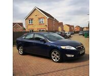 FORD MONDEO ZETEC 2.0 TDCI DIESEL, MOT 12 MONTHS, ONE PREVIOUS OWNER