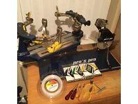 Pro Pro racket stringing machine