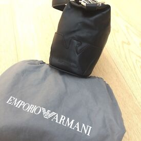 Authentic Mini bag by Emporio Armani comes with Dustbag