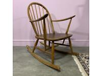 Ercol era compact rocking chair - can deliver