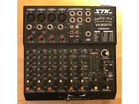 STK DJ LIVE PA 8-channel Mixing Desk Console. Digital EFX