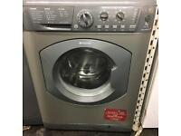 Silver Hotpoint wml washing machine £65