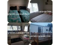 **BARGAIN BREAKS IN OUR 6 BIRTH CARAVAN ***