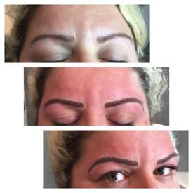 Models required for cosmetic tattooing (brows)