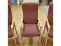 High Back Reception Chair (9 Available)