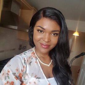 Hairstylist Afro Caribbean Wigs Weaves Crochet Braids Colours Briads Virgin Hair