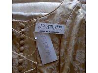 Beautiful Bespoke Wedding Dress – Pale Gold size 10/12 - never worn