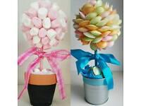 Sweet trees and homemade sweet treats