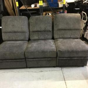 My Style Collection Katrina _3 Chair 3-Piece Sofa (Assembled)***READ***
