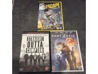 Top DVDs