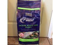 Fish 4 Dogs Puppy Food