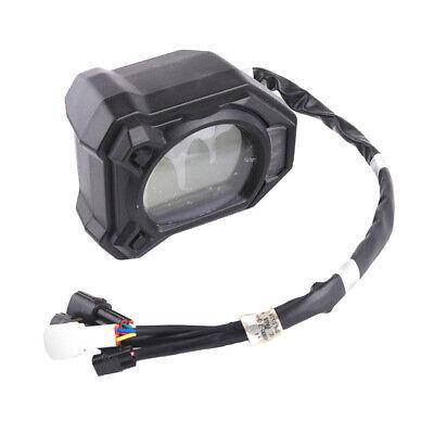 LED LCD DIGITAL ODOMETER SPEEDOMETER TACHOMETER MOTORCYCLE FOR <em>YAMAHA</em>