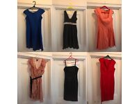 Bundle of women's dresses sizes 12 & 14