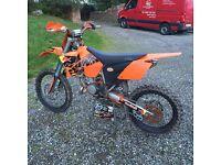 KTM sx 200cc good condition