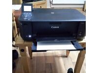Canon mg4250 wireless all in one inkjet printer-wifi-print-scan.