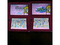3ds xl console,new style boutique 3,ultra moon
