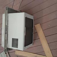 free air conditioner 8 years old.
