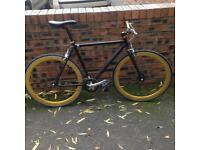 CREATE Fixie Road Bike