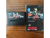 Super Nintendo Entertainment System - Killer Instinct