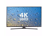 Samsung 55-inch 4K Ultra HD Smart TV for sale in pay monthly