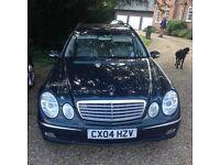 Mercedes E320 Elegance CDI Estate