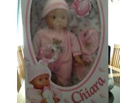 Chiara baby doll
