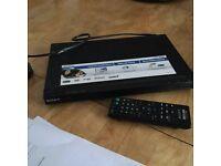 Sony DVD Player. Model DVP SR90