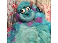 Disney store Monsters inc dressing up