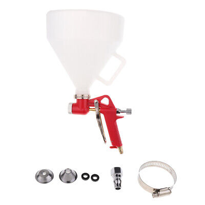 14 Ceiling Wall Texture Air Spray Gun Paint Drywall Painting New