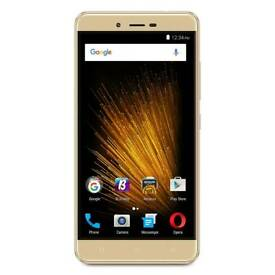 "BRAND NEW BLU VIVO XL2 Smartphone -5.5"" 4G LTE GSM Unlocked - 32GB +3GB RAM - Gold"