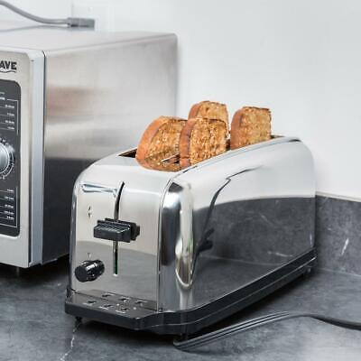 Waring 4 Slice Commercial Toaster Nsf - 120v 1500w