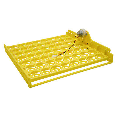 Automatic 48-154 Egg Turning Tray For Chicken Duck Egg Hatcher Accs Supplies 56