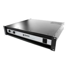 Electro-Voice Q44 Amplifier &a Flight-case