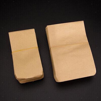 eine Kraftpapier Geschenkbeutel Vintage Party Supplies (Braune Party Supplies)
