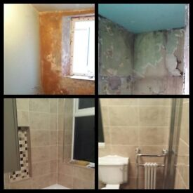 Bathroom fitters in all London