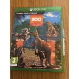 Xbox - zoo tycoon
