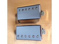 Gibson 498T and 490R Humbucker Pickups