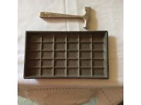 Original Vintage Toffee Cast complete with hammer