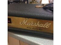 Marshall 100 Watt AMP Late 70's