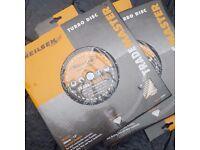 Neilsen 12 Inch 300mm Turbo Disc