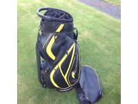 Powakaddy golf cart bag, new, unwanted gift.