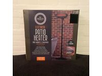 Electric Garden Patio Heater - Free Standing 2000w ✅ New & Free Local Delivery ✅