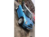 Mini Cooper s - 1.6 Supercharged, powerflow exhaust nippy little car