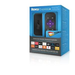 Pre Christmas sale  Roku Express ; Stream with High Speed HDMI; Brand New; Store DEAL!!