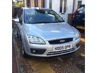 Ford Focus GHIA T 1.6 petrol