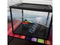 Critters choice cage