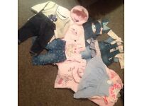 Huge baby girl bundle newborn-1year